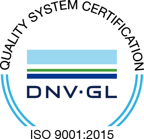 DNV GL Quality System Certification ISO 9001 2015